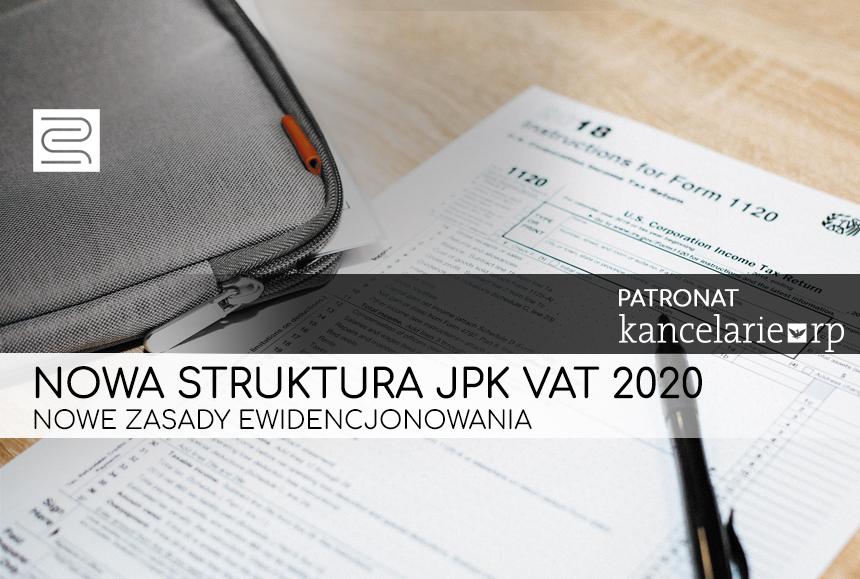 WEBINARIUM: NOWA STRUKTURA JPK VAT, REJESTRACJA